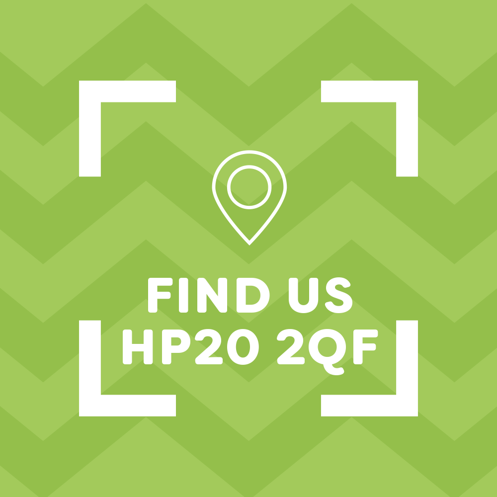 Find Us - HP20 2QF