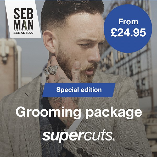 Grooming package